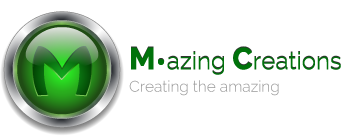 M-azing Creations Website